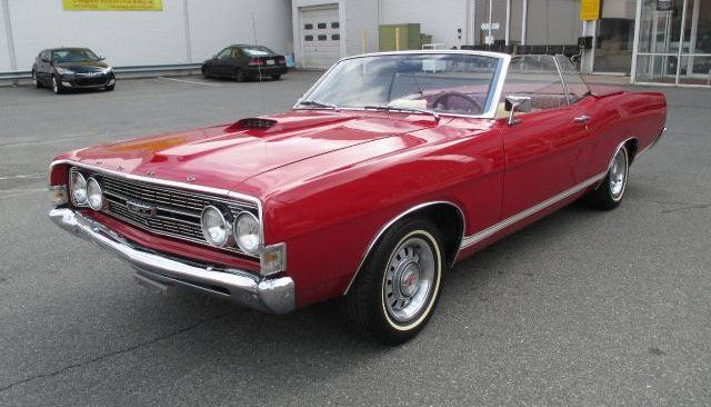 Ford Torino GT Convertible 1968